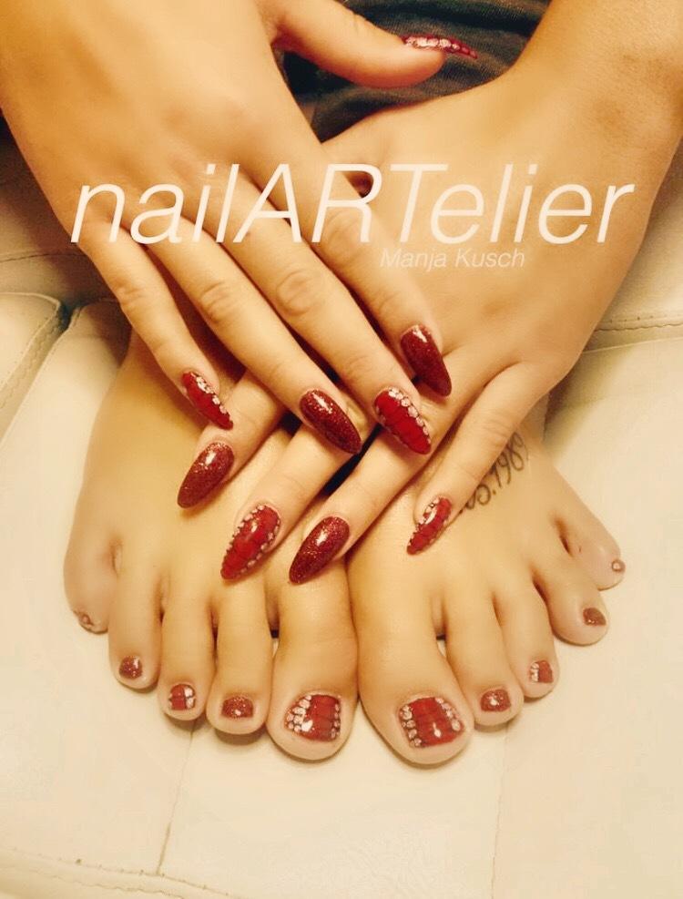Nagelstudio Fußpflege Nailartelier Medizinische Fußpflege Nägel